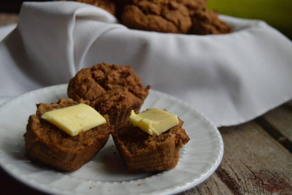 Grain Free Zucchini Muffins | Real Food RN