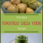 Verde Sauce | Tomatillo Salsa Verde Recipe