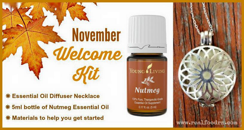 November Welcome Kit | Real Food RN