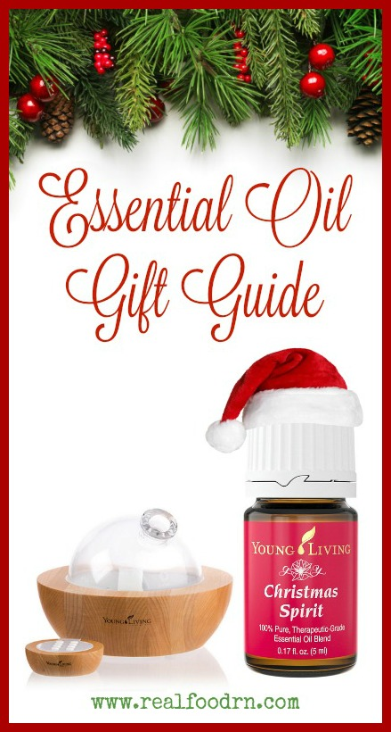 Essential Oil Gift Guide   Real Food RN