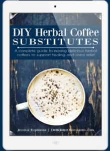 DIY Herbal Coffee Substitutes