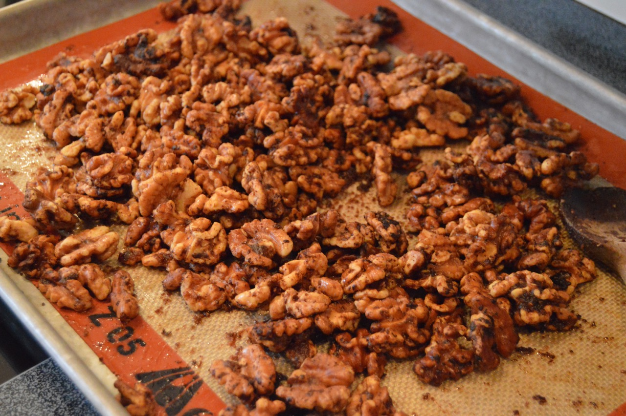 Spiced Walnuts Recipe | Real Food RN