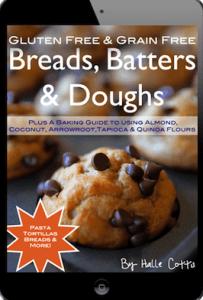 Gluten Free Breads, Batters, & Doughs