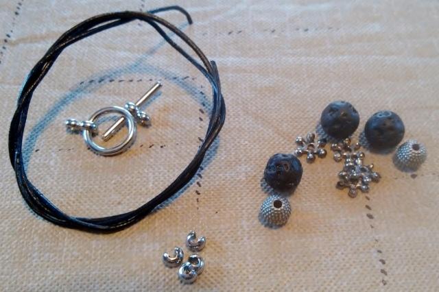 Lava Bead Diffuser Bracelet | Real Food RN