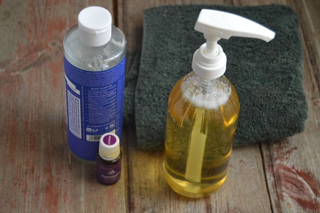 2-ingredient Non-toxic Shaving Oil | Real Food RN