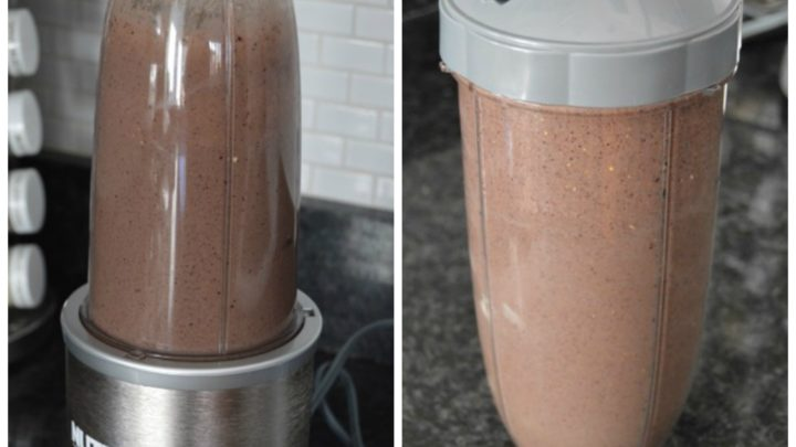 Morning Breakfast Smoothie