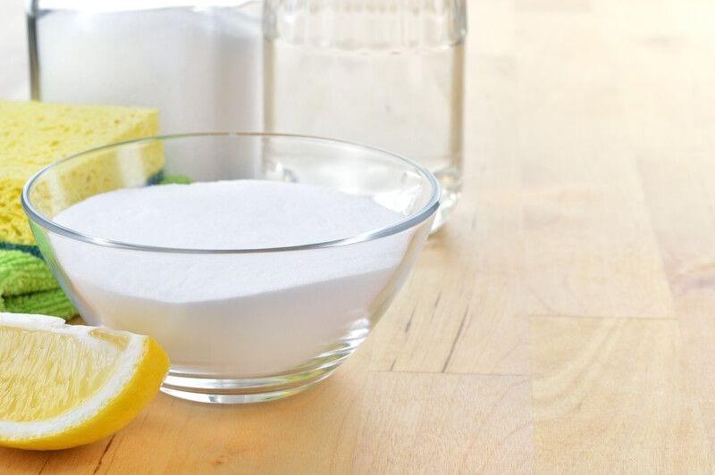 Homemade Citrus Scouring Scrub