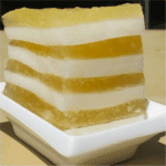 Kefir Gelatin Dessert