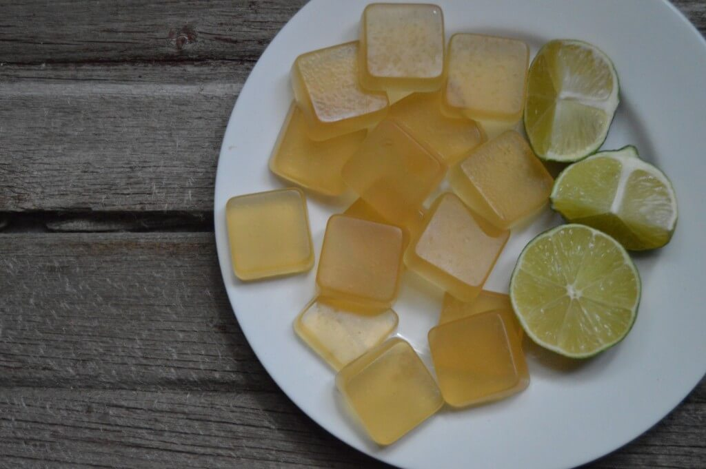 Tequila Lime Gummies (adults only)
