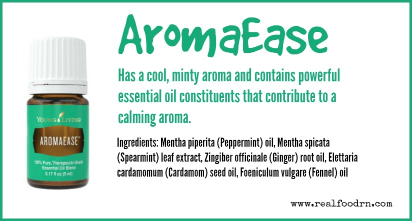 AromaEase Essential Oil | Real Food RN