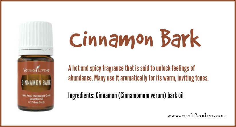 Cinnamon Bark Essential Oil | Real Food RN