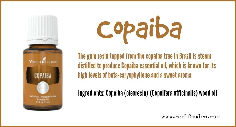 Copaiba Essential Oil | Real Food RN