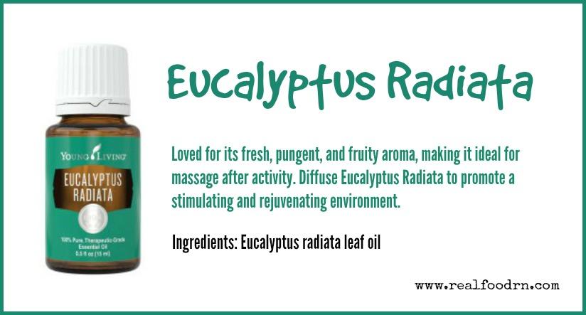 Eucalyptus Radiata Essential Oil   Real Food RN