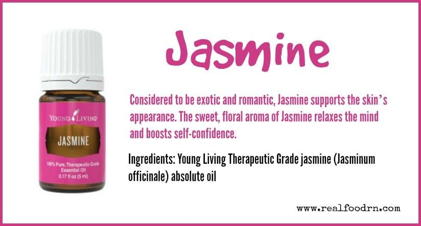 Jasmine Essential Oil | Real Food RN