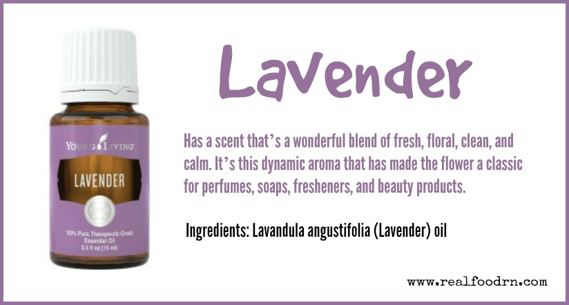 Lavender Essential Oil | Real Food RN