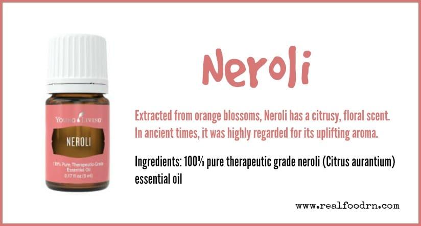 Neroli Essential Oil | Real Food RN