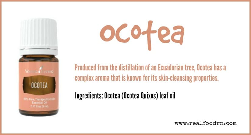 Ocotea Essential Oil | Real Food RN