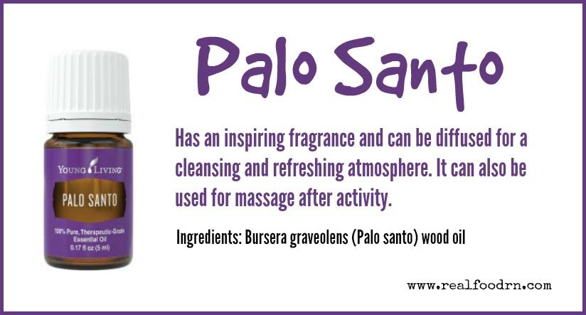Palo Santo Essential Oil   Real Food RN
