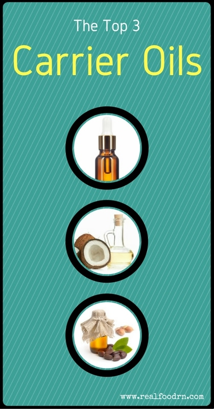 The Top 3 Carrier Oils | Real Food RN