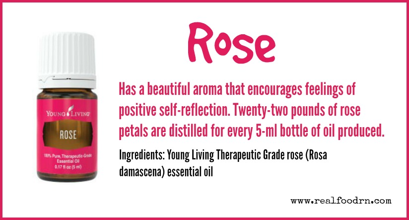 Rose Essential Oil | Real Food RN
