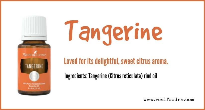 Tangerine Essential Oil | Real Food RN