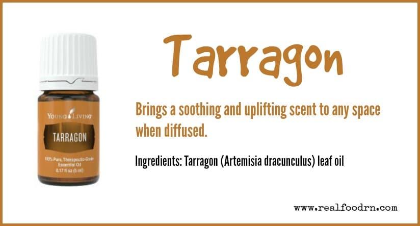 Tarragon Essential Oil | Real Food RN