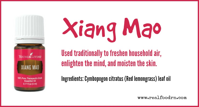 Xiang Mao Essential Oil | Real Food RN