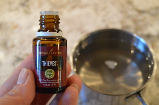 Thieves Oil Pulling Chews | Real Food RN