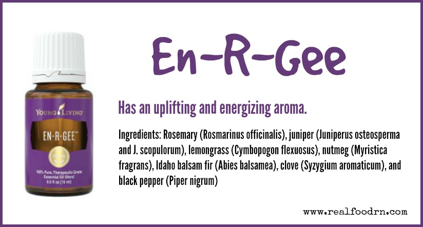 En-R-Gee Essential Oil | Real Food RN