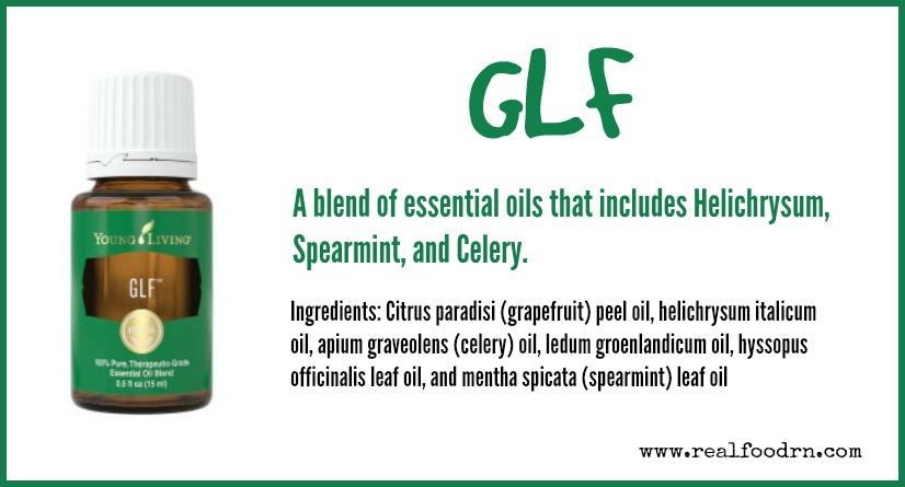 GLF Essential Oil | Real Food RN