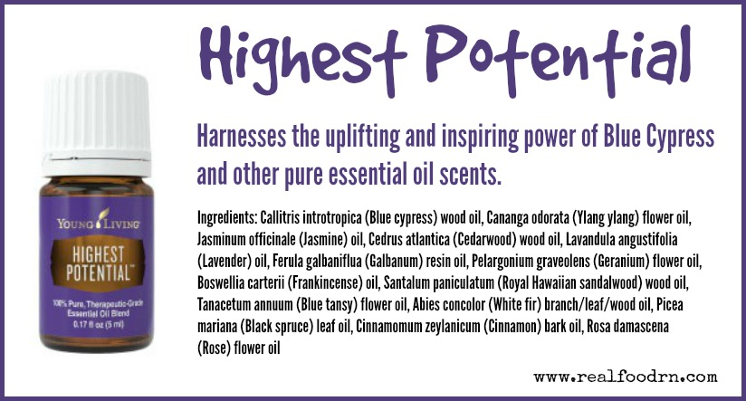 Highest Potential Essential Oil | Real Food RN