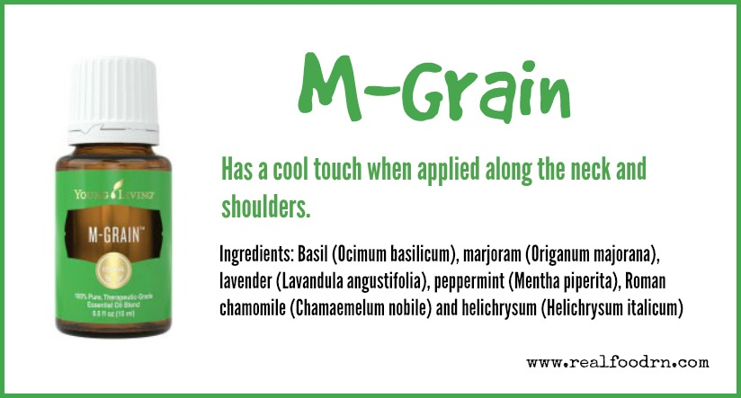 M-Grain Essential Oil | Real Food RN
