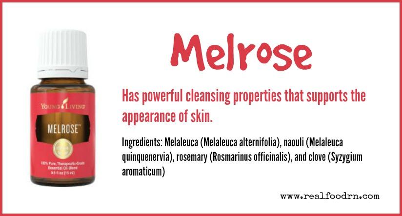 Melrose Essential Oil | Real Food RN