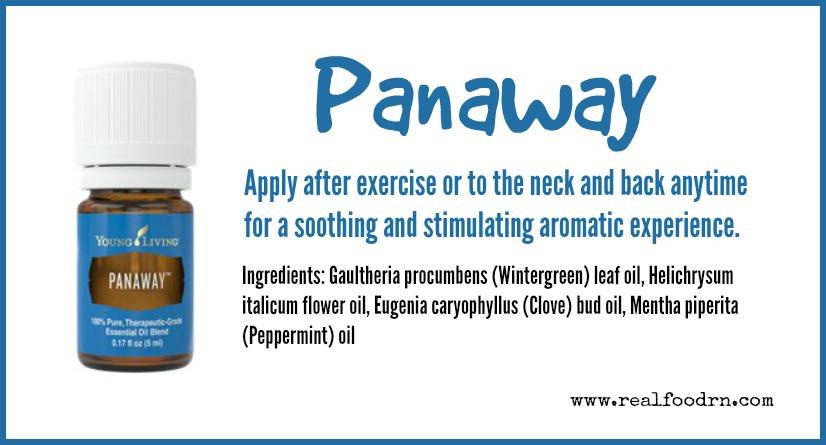 Panaway Essential Oil   Real Food RN