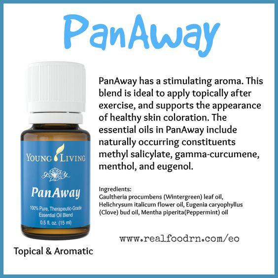 Panaway Essential Oil Pin