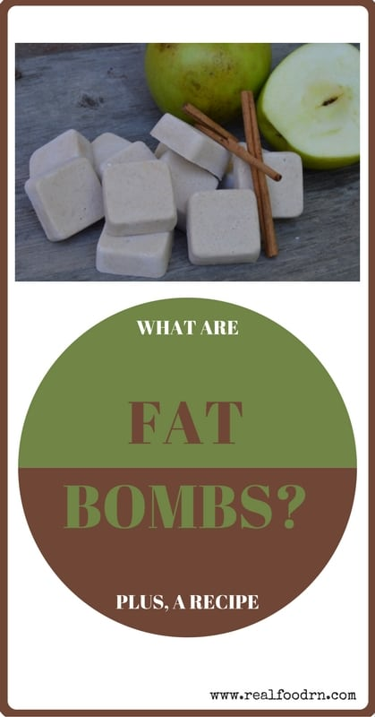 What Are Fat Bombs? Plus, a Recipe | Real Food RN