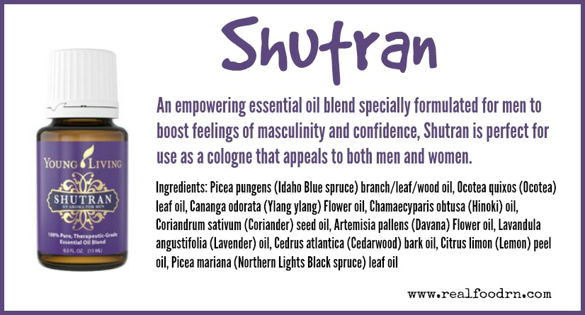 Shutran Essential Oil | Real Food RN