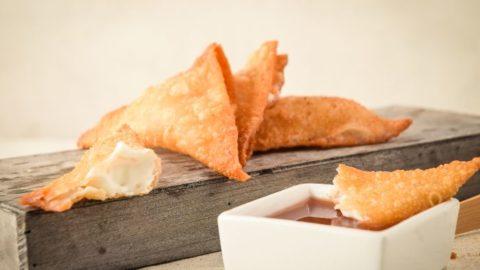 Grain-Free Cream Cheese Wontons   Real Food RN