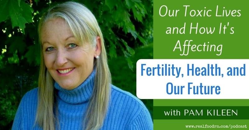 Episode 1: Pam Killeen -- Toxicity, Fertility, and Detoxification
