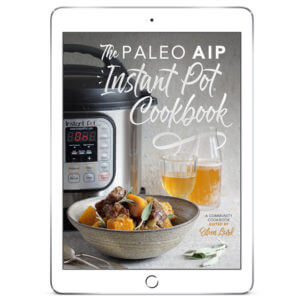 THE PALEO AIP INSTANT POT COOKBOOK