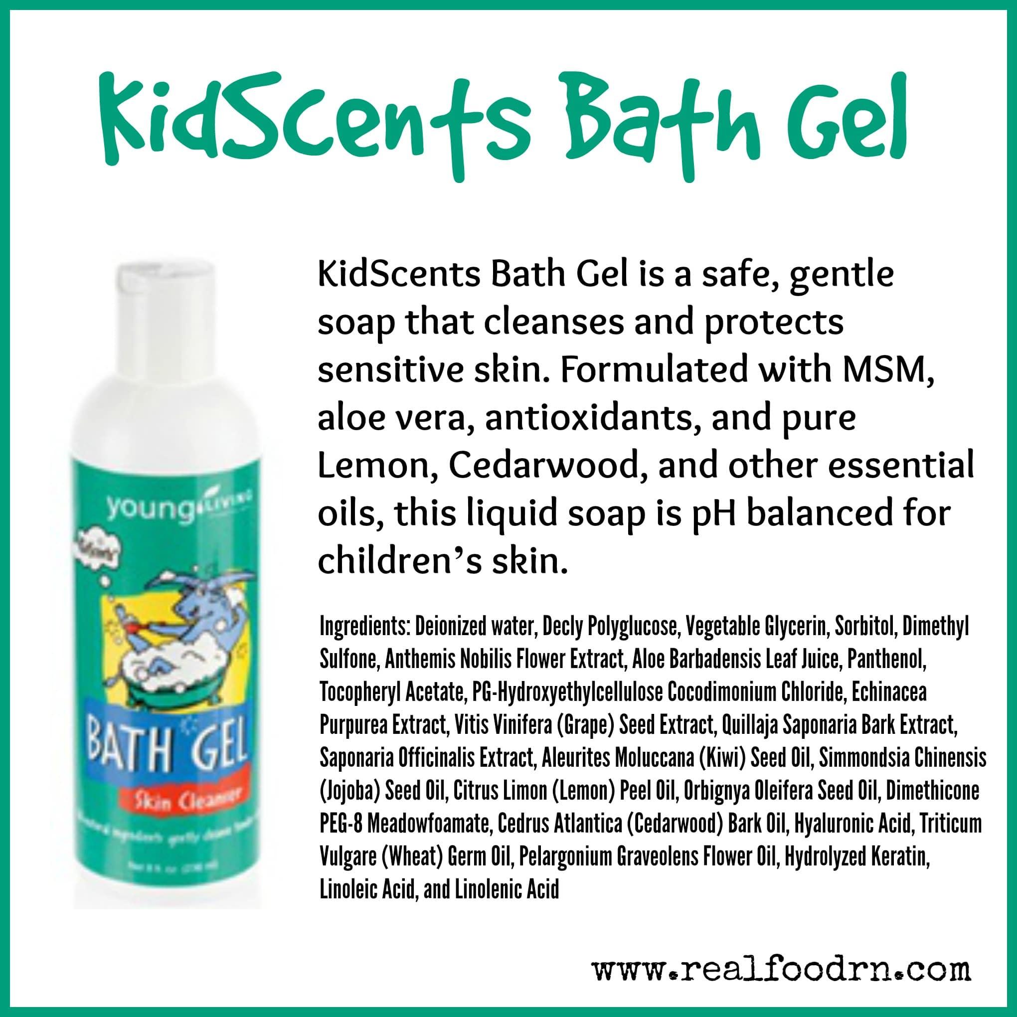 KidScents Bath Gel