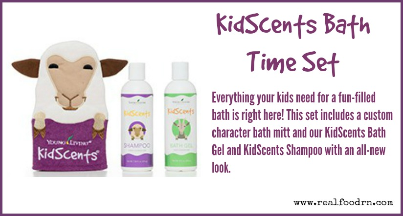 KidScents Bath Time Set | Real Food RN