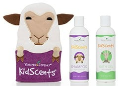 KidScents Bath Time Set