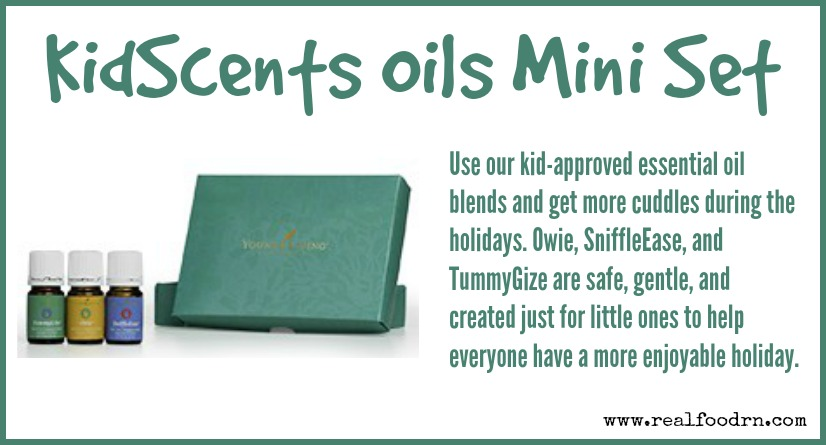 KidScents Oils Mini Set | Real Food RN