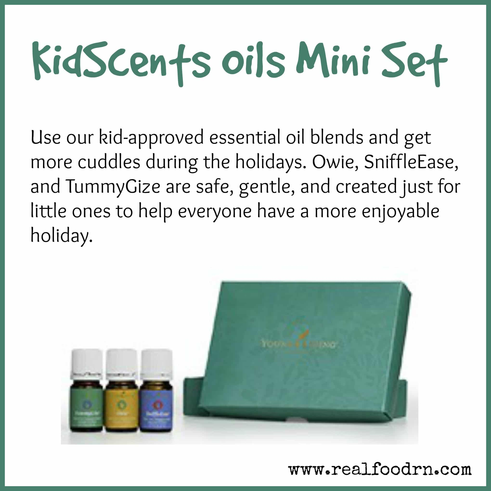 KidScents Oils Mini Set