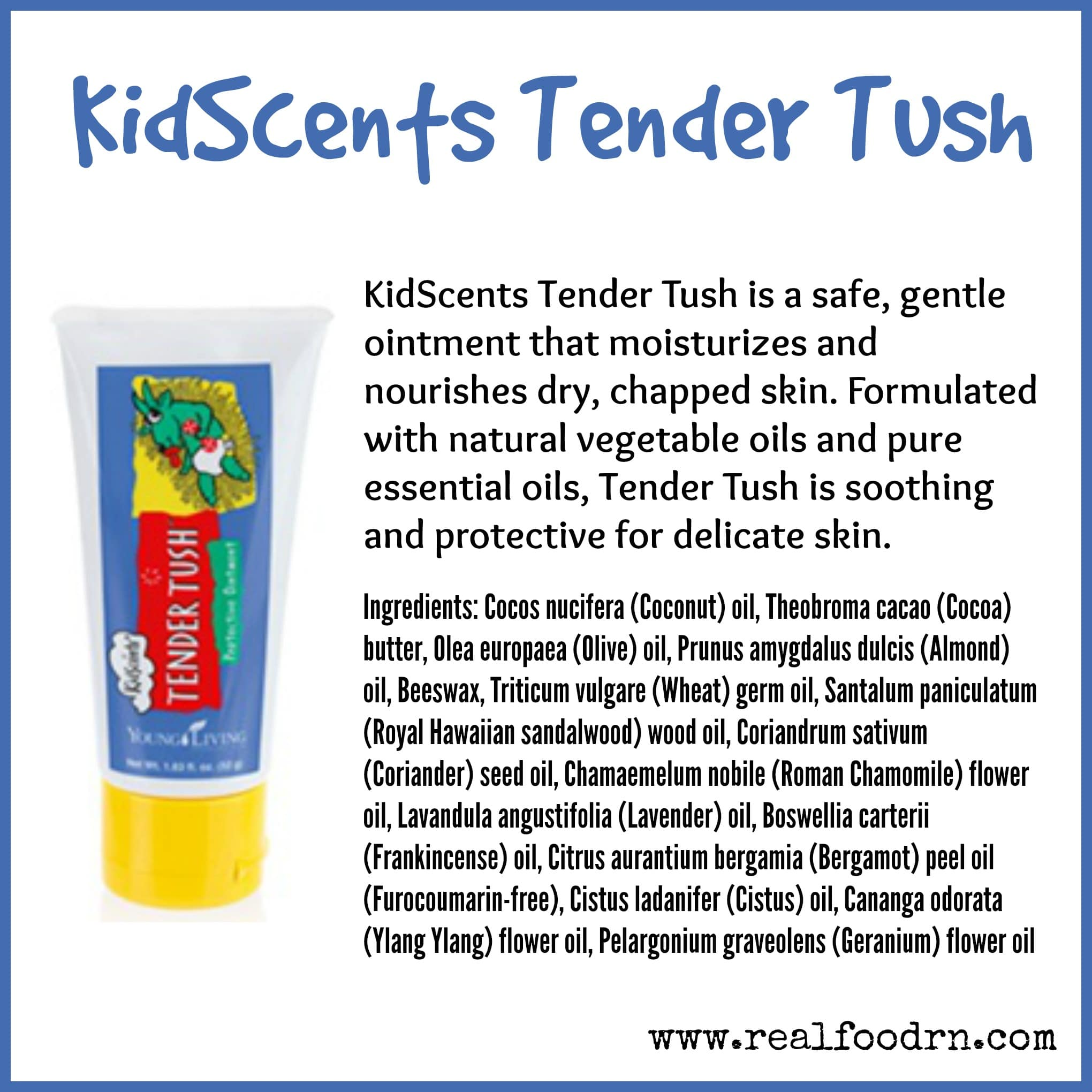 KidScents Tender Tush