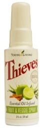 Thieves Fruit & Veggie Spray