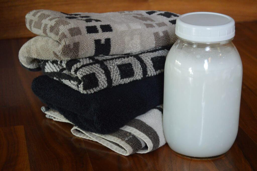 Non-Toxic DIY Fabric Softener | Real Food RN