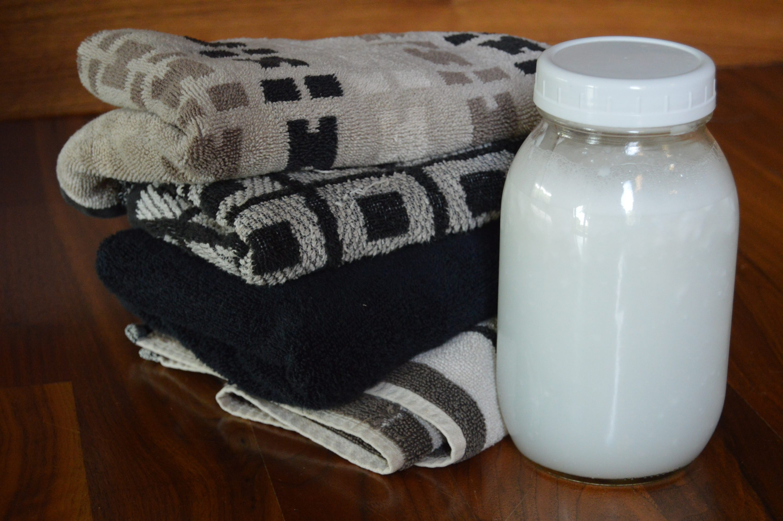 Non-Toxic DIY Fabric Softener