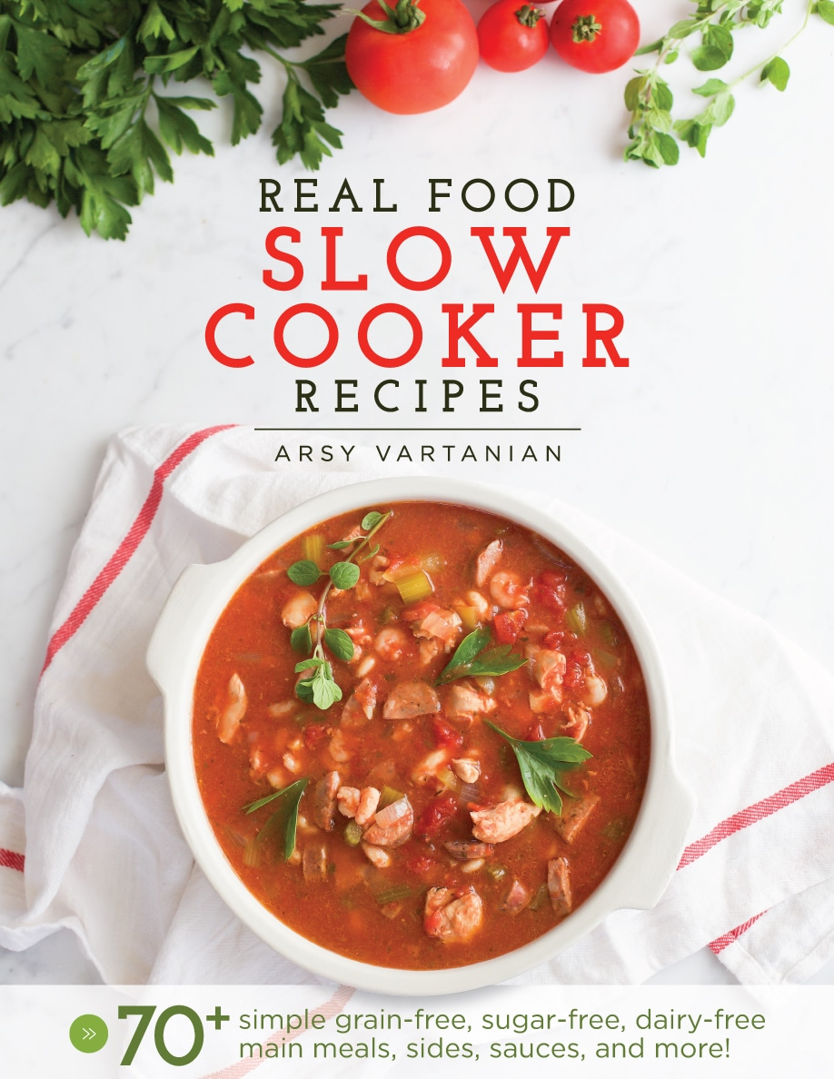 Slow Cooker Meatza-Mess from Real Food Slow Cooker Recipes | Real Food RN
